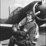 Yoyoshi de eerste kamikaze piloot.