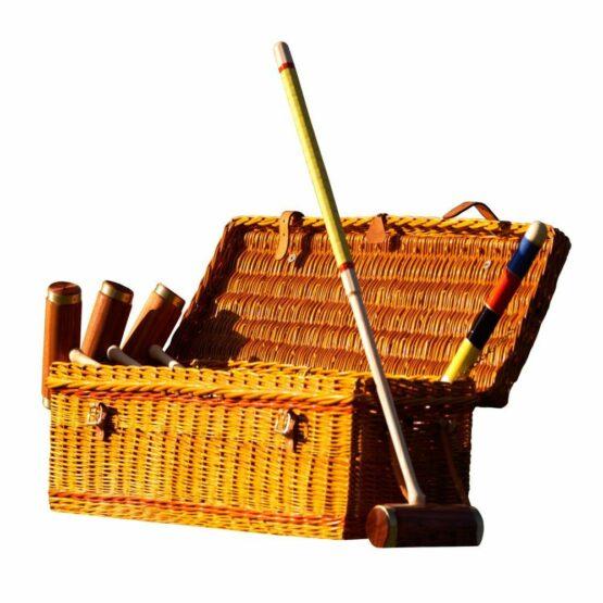 Luxury Croquet | Luxury Garden Games | Geoffrey Parker
