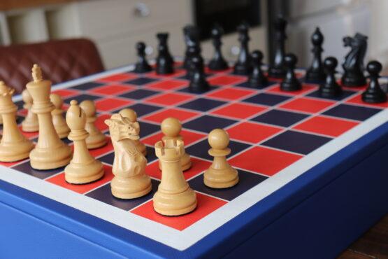 Geoffrey Parker Luxury Chess