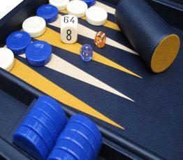 Geoffrey Parker | Acrylic Backgammon | Custom Backgammon | Acrylic Checkers | Acrylic Stones