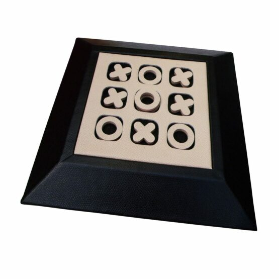 Luxury Tic Tac Toe   noughts and crosses;