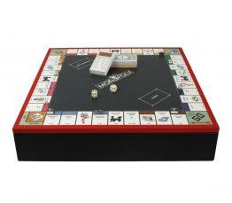 Custom Monopoly Set | Luxury Monopoly | Geoffrey Parker Monopoly