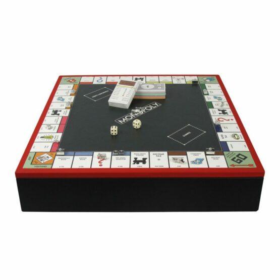 Custom Monopoly Set   Luxury Monopoly   Geoffrey Parker Monopoly