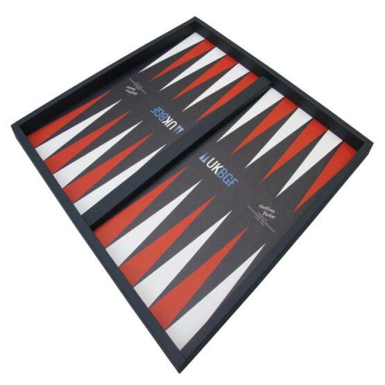 Travel Backgammon | Roll Up Backgammon Custom Backgammon | Luxury Backgammon | Geoffrey Parker Backgammon