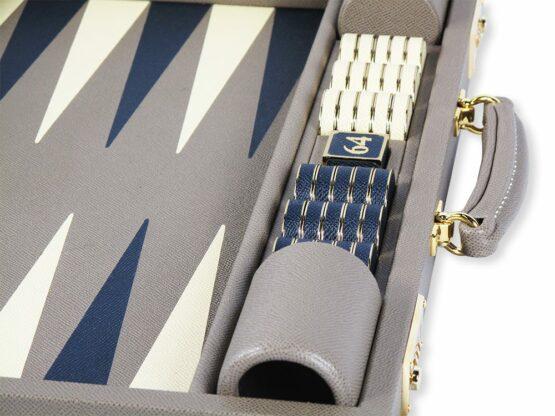 Luxury Backgammon   handmade In England Custom Backgammon   Luxury Backgammon   Geoffrey Parker Backgammon