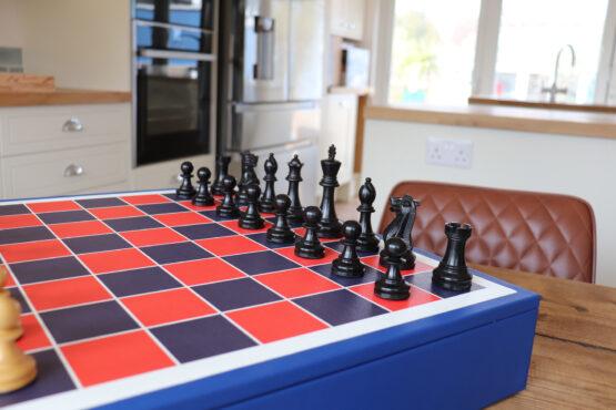 Luxury Chess Set | Geoffrey Parker