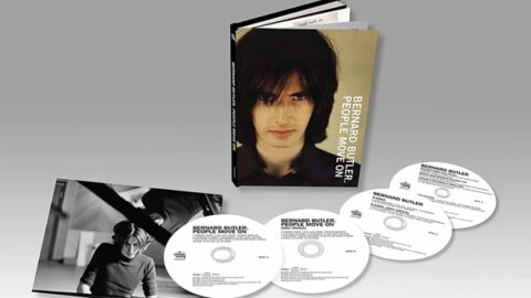 Working with Bernard Butler from 1997 to 2021 –Mastering new tracks for a reissue of an album I recorded and mixed 24 years ago