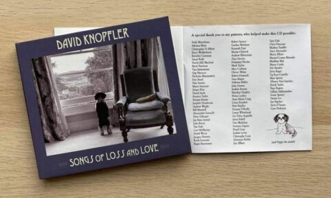 Recording Cello for David Knopfler on Last Train Leaving, Songs Of Loss And Love and more…