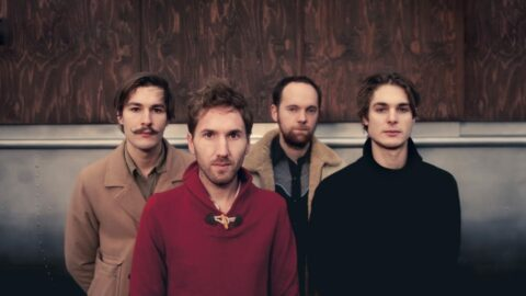 Stornoway – Recording and Mixing with the ambitious 'New Folk' band from Oxford