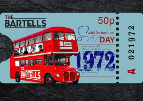 """The Bartells: """"1972""""… Sprucing up this great song with a bit of additional production, mixing and mastering"""