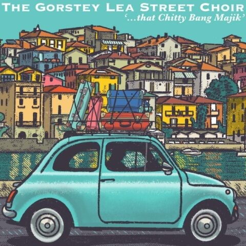 The Gorstey Lea Street Choir – mixing epic songs by these inventive chaps