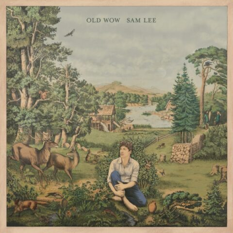 Sam Lee –mastering the extra tracks for the fabulous Old Wow+ album