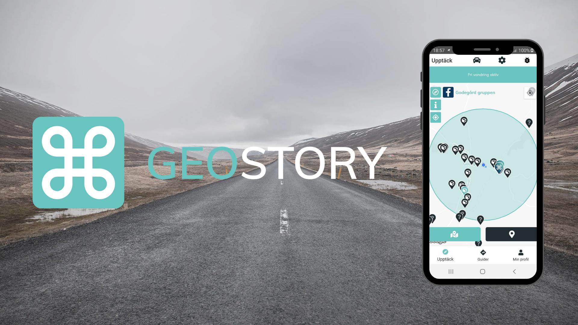 Hur fungerar GeoStory?