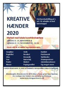 Kreative Hænder 2020