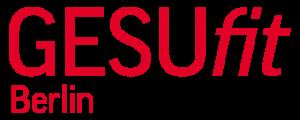 Logo GESUfit Berlin e.V.