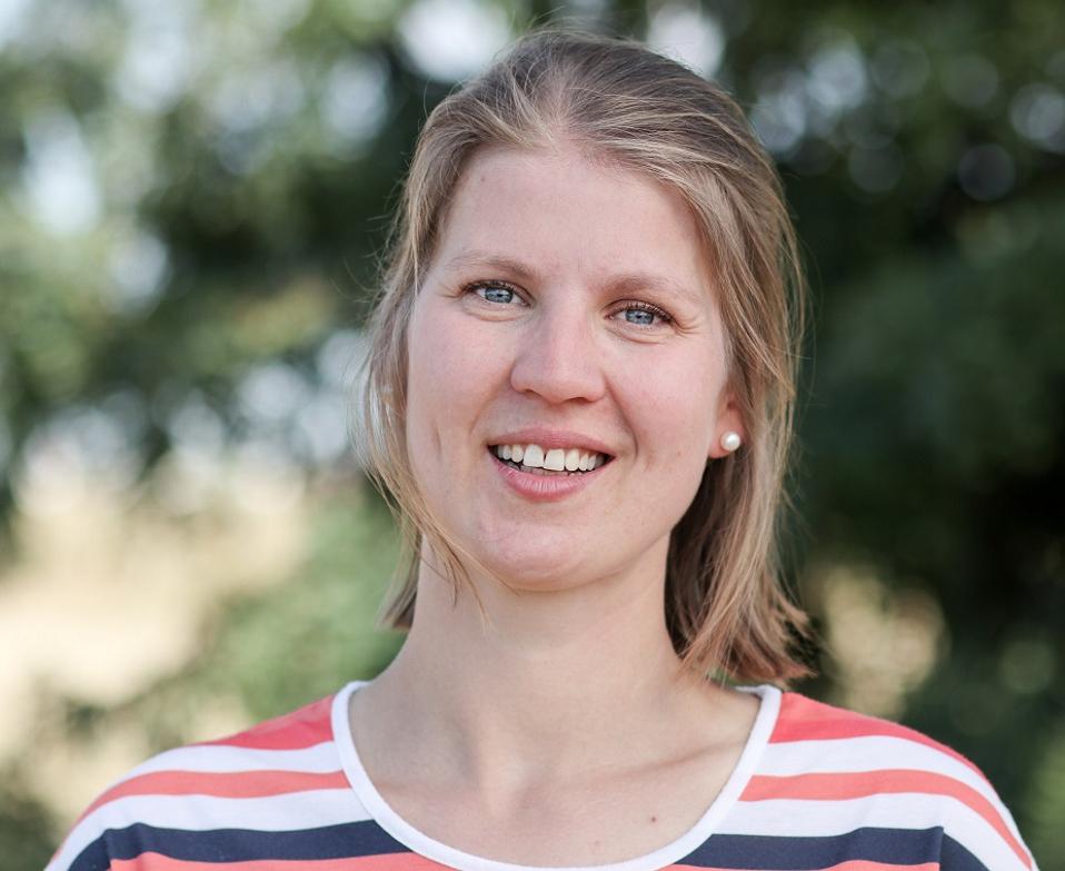 Stephanie Panzig - Geschäftsführerin