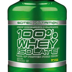 Scitec Whey Protein Isolate 2000g