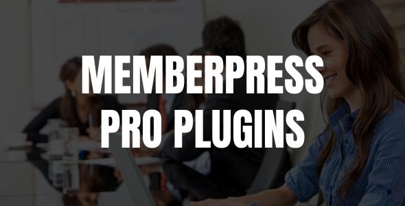 MemberPress Plugin Collection 32+ Plugins