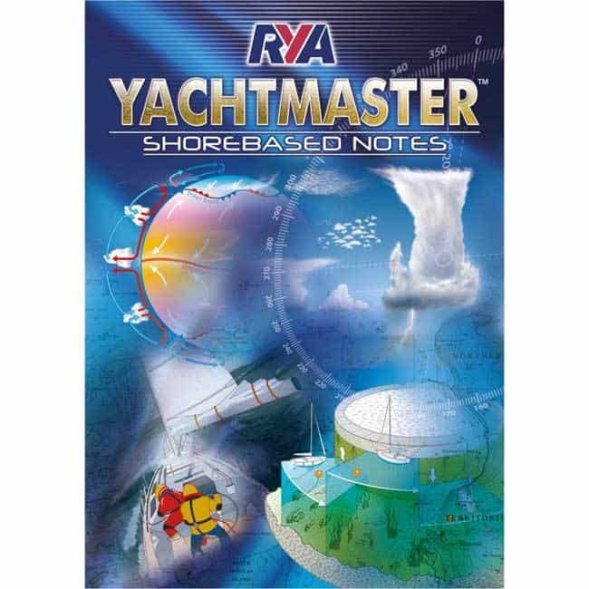 Yachtmaster book included with course