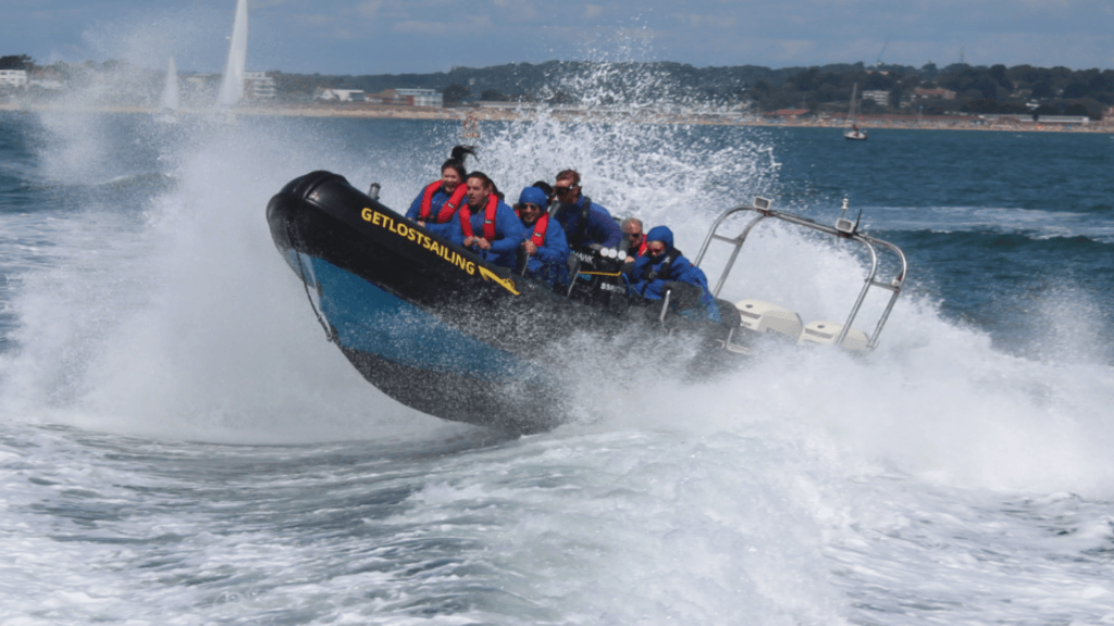 RYA Powerboat Training - RYA Intermediate Powerboat Course