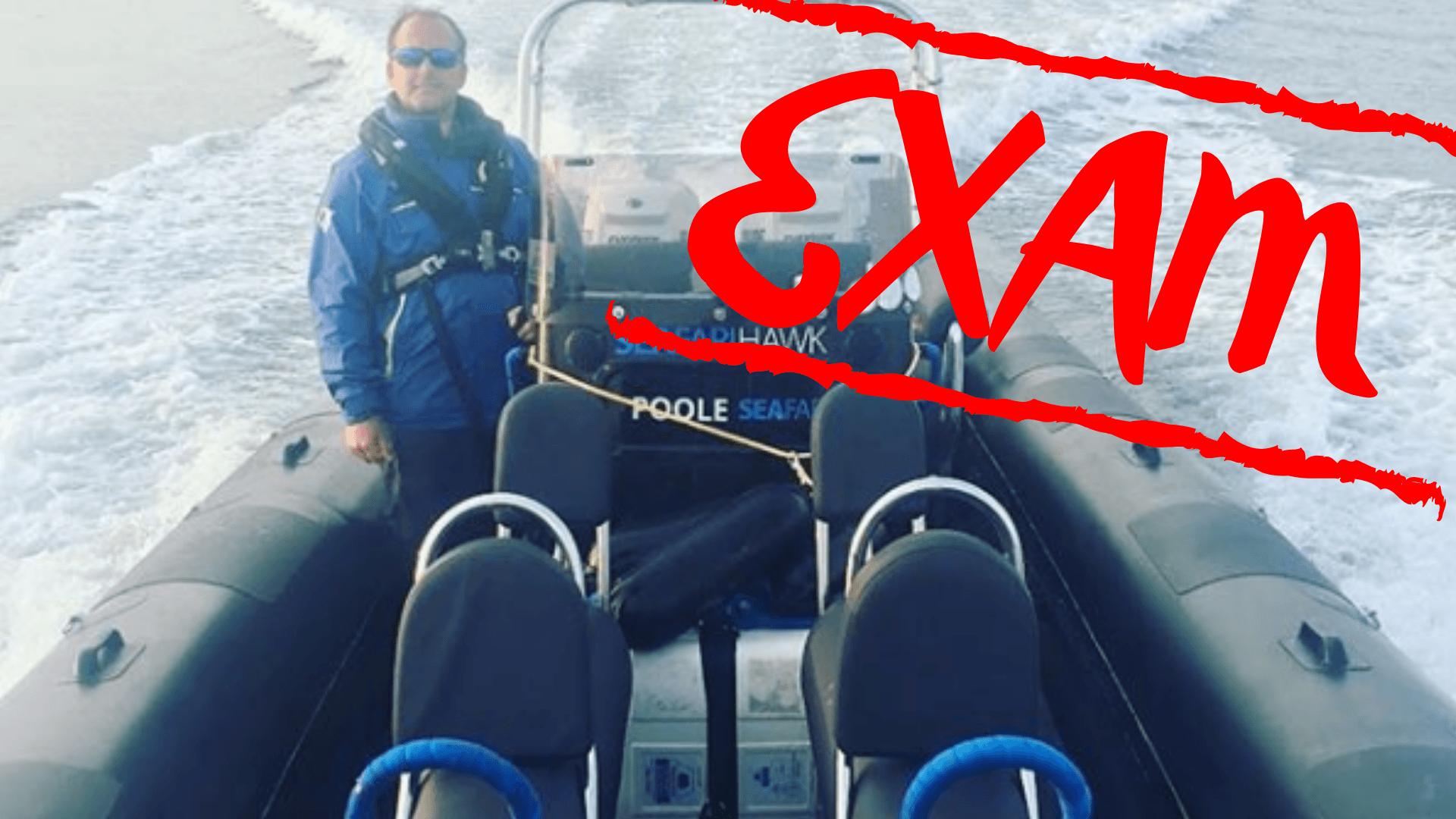 RYA MCA Advanced Powerboat Exam