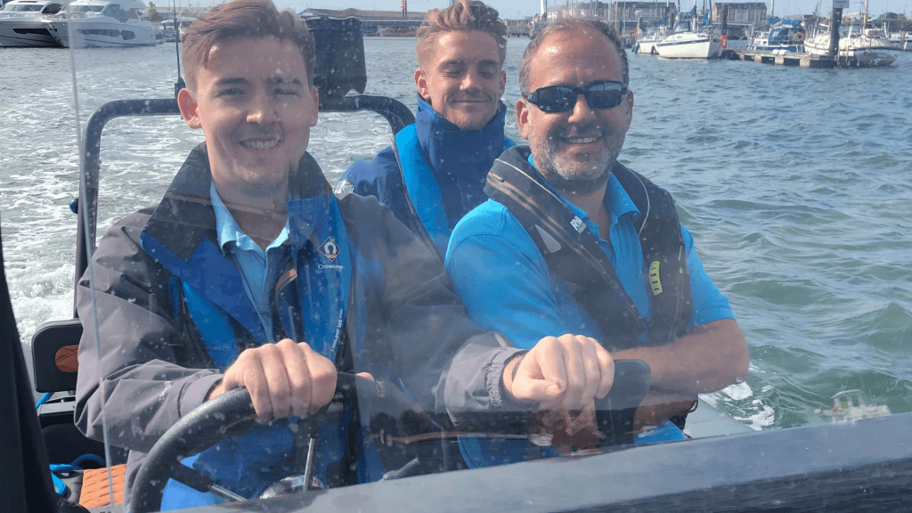 RYA Powerboat Training - Powerboat Level 2