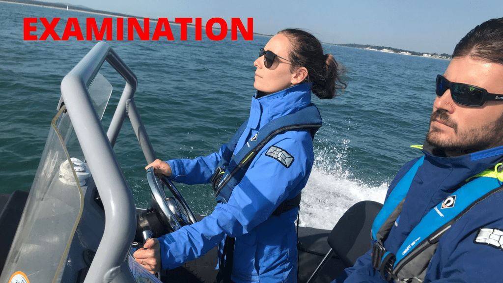 RYA Advanced  Powerboat Exam
