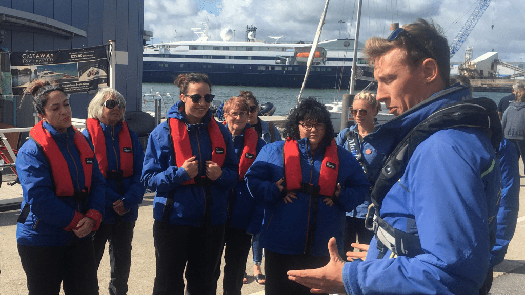 Powerboat Instructor Course