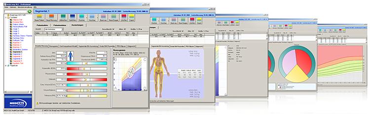 BiaCorpus-Software Bodycomp-Lichaamssamenstelling-Gezondheidstools