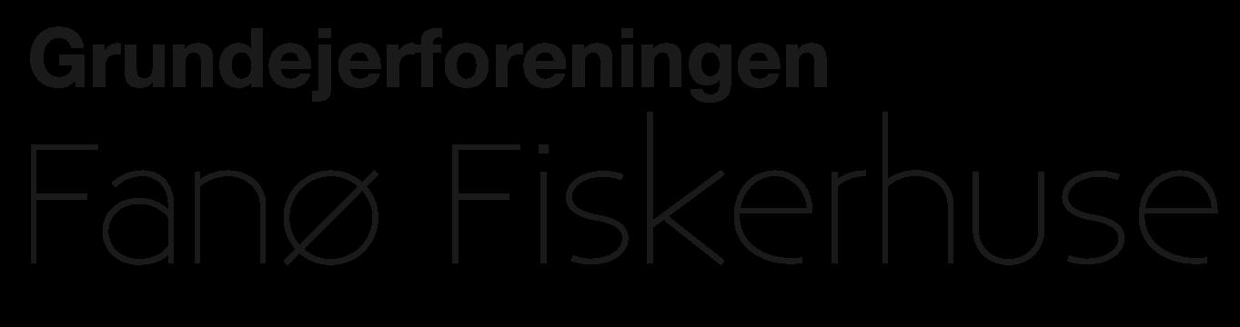 GF-Fanø Fiskerhuse