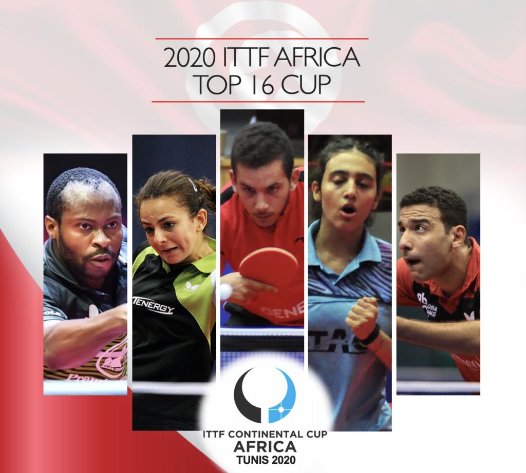 ITTF 2020 Africa Top 16