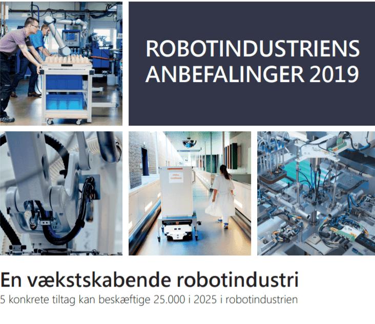 Robotindustriens anbefalinger 2019