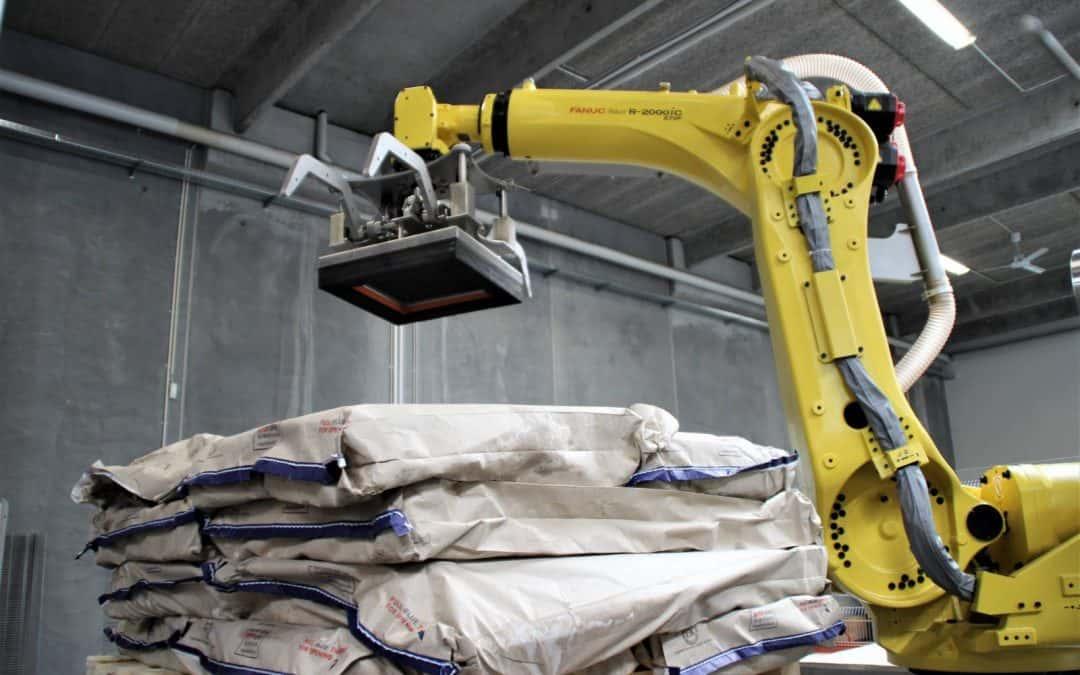 Robotanlæg