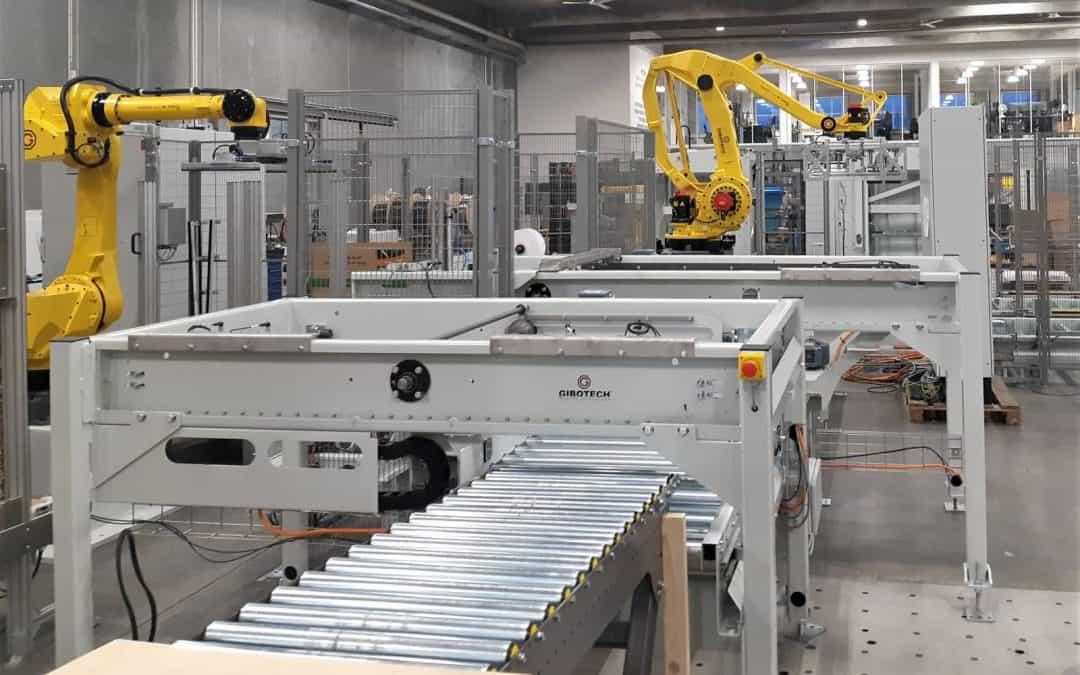 Gibotech sender robotanlæg til USA