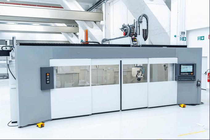 Gibotech leverer CNC maskine til Engelbrecht Construction