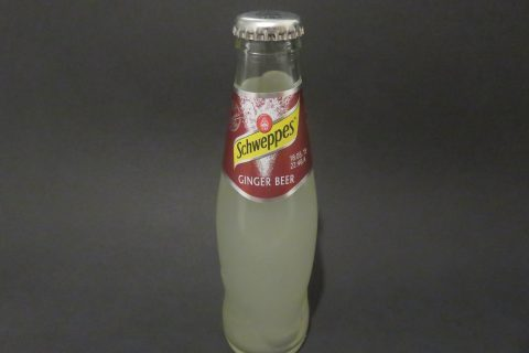 Ginger Beer Schweppes
