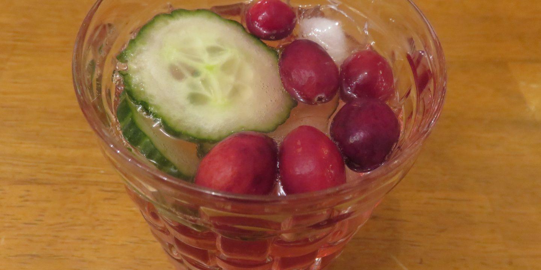 Cranberry Gin Tonic