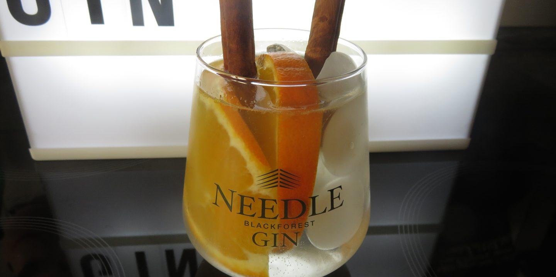 Winter Gin Tonic - Needle