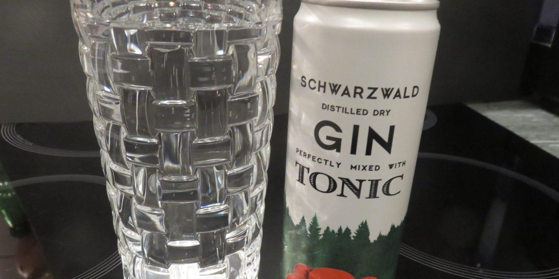 Schwarzwald Gin Tonic aus dem Lidl