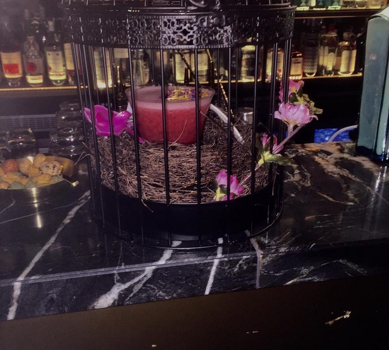 caged-clover-club-cocktail-house-of-gins-berlin