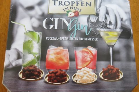 Gin-Pralinen von Trumpf