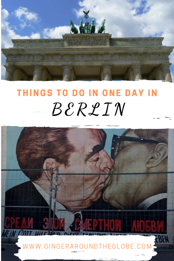 Things to do in Berlin in One day