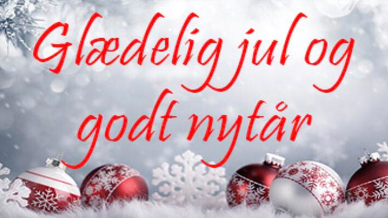 God jul og godt nytaar