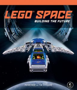 LEGO Space Building the Future