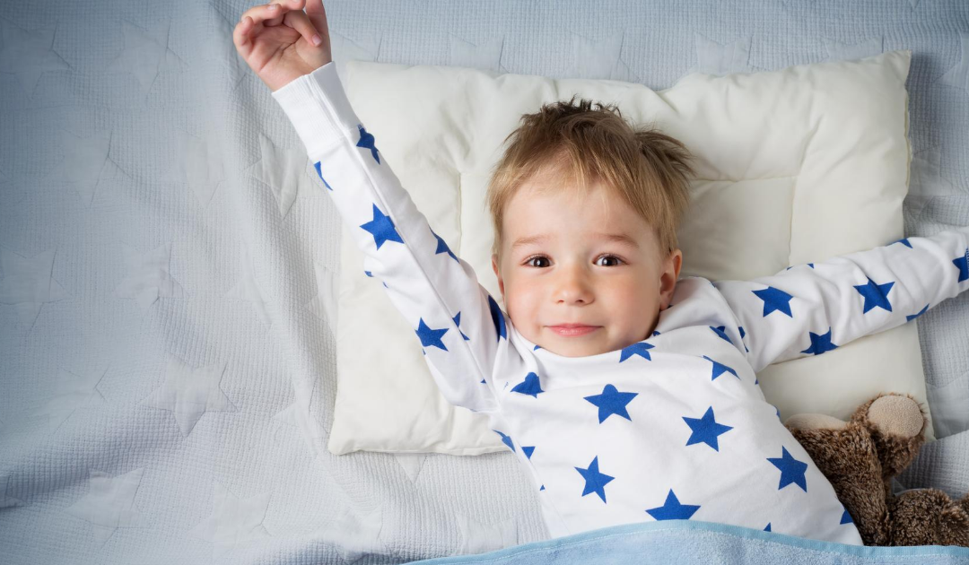 Bedtime routines matter