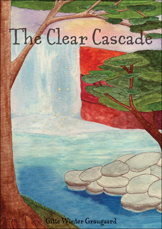 Book title - meditations for children The Clear Cascade