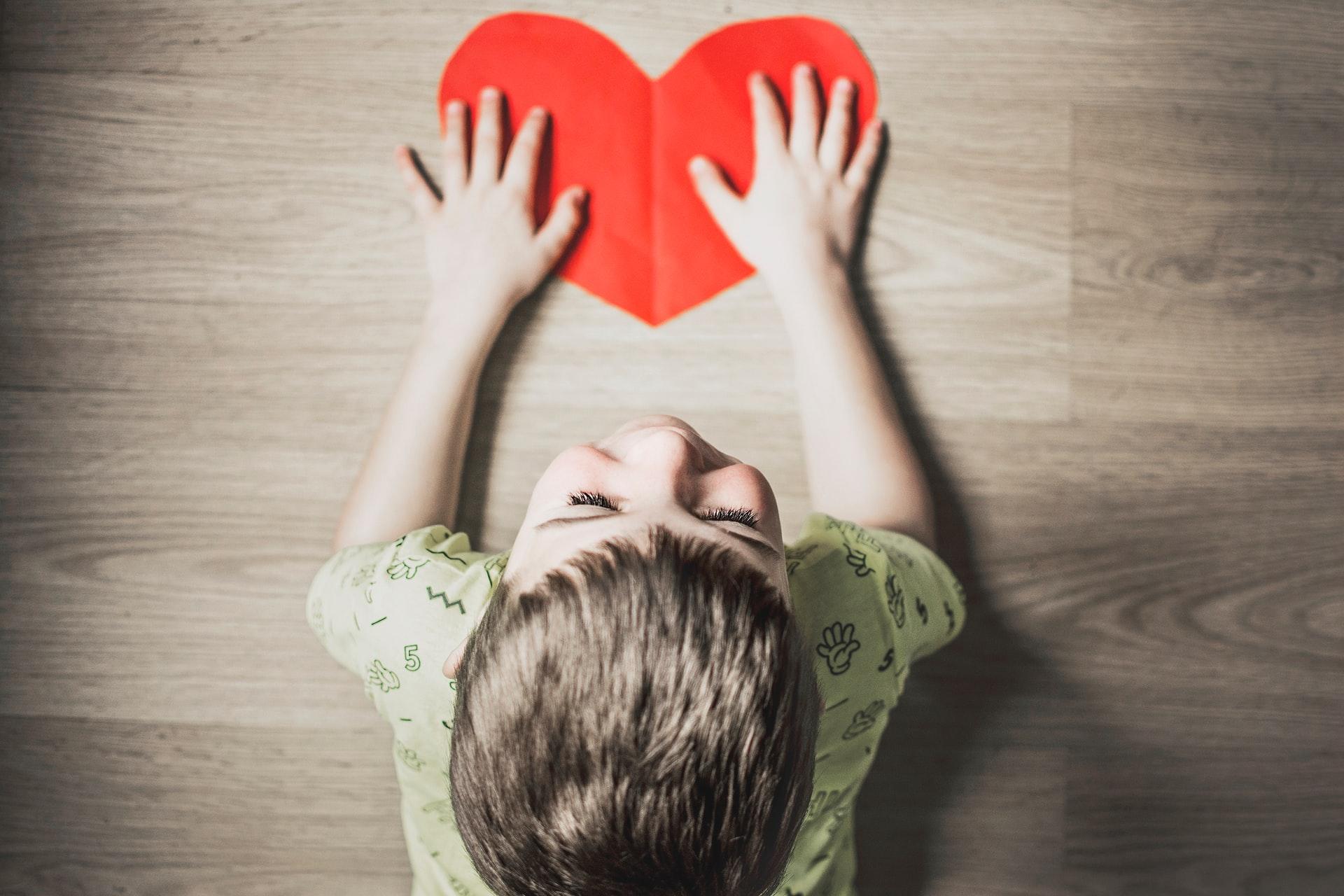 Byg en kærlighedsbro når børn savner