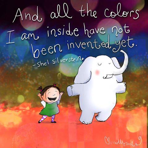 Dit barns farverige indre verden