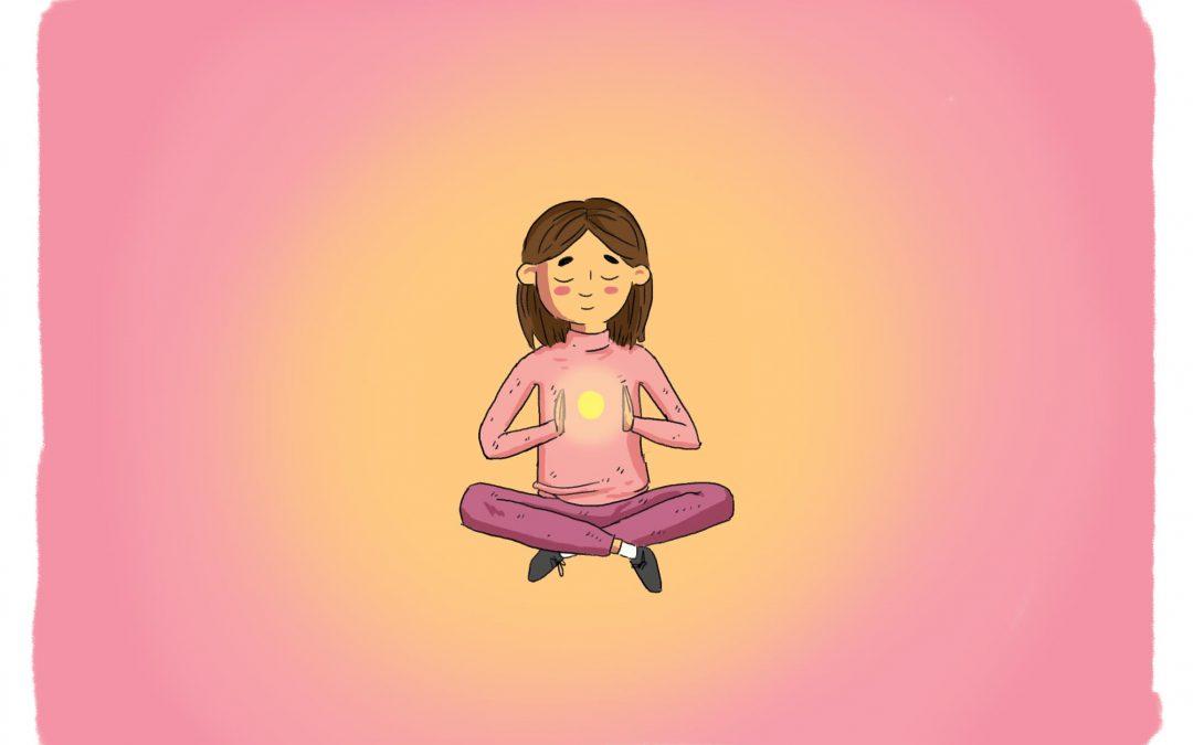 Meditation i de små klasser hjælper