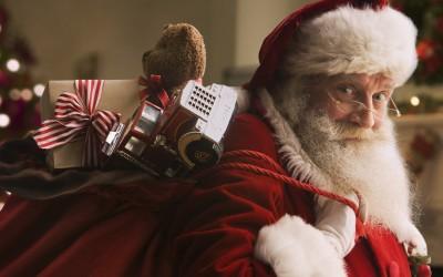 Lad julemanden leve